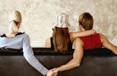 Cặp với người có vợ, thấy thiếu thiếu gì, người có vợ vì anh, ở vợ, cặp bồ, ngoại tình, CGTL Đinh Đoàn, cua so tinh yeu