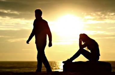vui vẻ, im lặng, chia tay, không trả lời, hi vọng, bạn trai đòi chia tay, không trả lời tin nhắn