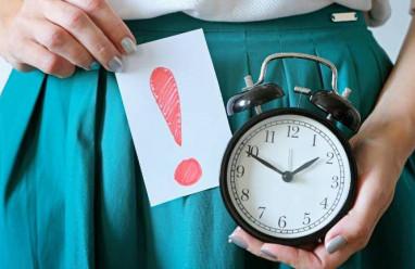 """Kinh nguyệt """"đến trễ"""" sau khi có quan hệ """"xuất ngoài""""!!!"""