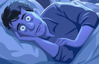 Mất ngủ vì sợ nhiễm bệnh từ vết cắn của bạn!!!