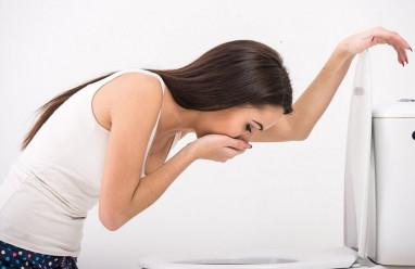 Có thai mà cứ ăn vào là nôn thì con có được khỏe mạnh không?