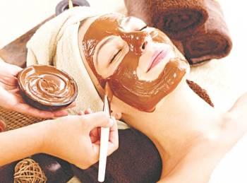 Chocolate, tẩy da chết, ngăn ngừa, nếp nhăn, làm đẹp