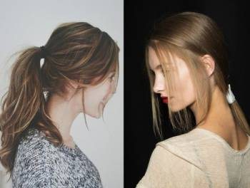 tóc đuôi ngựa, kiểu tóc đẹp, cua so tinh yeu