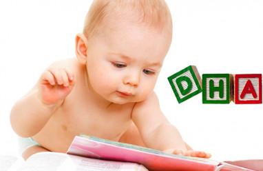 DHA với trẻ, Vai trò của DHA với sự phát triển của trẻ, bổ sung DHA cho trẻ