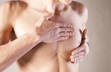 ung thư vú, ung thư vú ở nam giới, ung thư, nam giới bị ung thư vú, di căn, không chú trọng, không quan tâm, tuyến vú