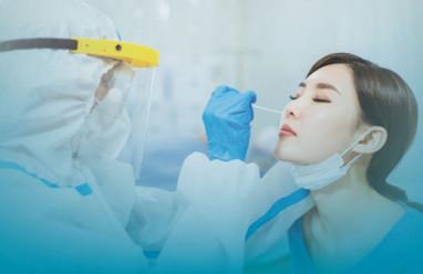 Các loại xét nghiệm dùng trong chẩn đoán bệnh nhân Covid 19