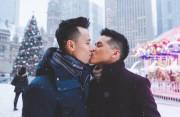 cặp đôi lgbt, lâm chí khanh, hồ vĩnh khoa, đồng tính, hôn nhân, cua so tinh yeu