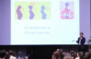 Xu hướng phụ nữ có thai ngày càng muộn hơn, độ tuổi sinh sản, cua so tinh yeu