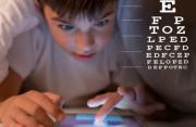 học online, Covid-19, học trực tuyến, bảo vệ đôi mắt