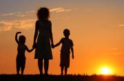 mẹ đơn thân, gia đình, con cái, hôn nhân
