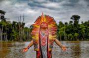 Bộ ảnh hút mắt về bộ lạc thổ dân tại rừng mưa nhiệt đới Amazon