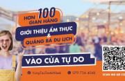 Hơn 100 gian hàng tại Tuần lễ Món ngon phố biển Vũng Tàu 2021