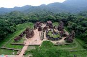 Khu đền tháp Mỹ Sơn được xây để làm gì?