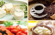 tránh thai bằng thực phẩm, tránh thai bằng đồ ăn, món ăn tránh thai, tránh thai từ thiên nhiên
