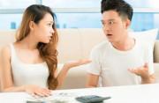 hôn nhân gia đình, chồng phụ thuộc kinh tế, ly hôn, mâu thuẫn vợ chồng.