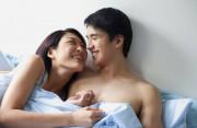 ân ái lần đầu, không ra máu, có thai, không sử dụng biện pháp tránh thai,trễ kinh,thử thai
