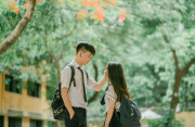 tình yêu tuổi học trò, Chuyện học đường, tình yêu đơn phương, đối phương thả thính, cua so tinh yeu