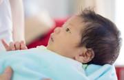 trẻ em, vàng da, ba tháng, beta caroten, vitamin A, vàng da cánh mũi