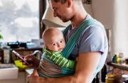 Bố mẹ nên làm gì khi trẻ 8 tháng tuổi có dấu hiệu thừa cân ?