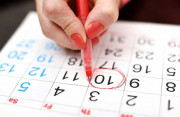 Vòng kinh 40-45 ngày có bị khó thụ thai không?