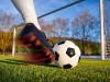 gãy xương chày, tập phục hồi sau bó bột, chơi bóng đá