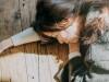 tình yêu chân thành, mạnh mẽ chấp nhận, không xứng đáng, muốn buông tay, cửa sổ tình yêu.