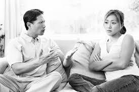 hôn nhân, đánh đập, hành hạ, nói xấu, khuyên bảo, giải thích, ly hôn, đe dọa, hành xử, tác động, thay đổi