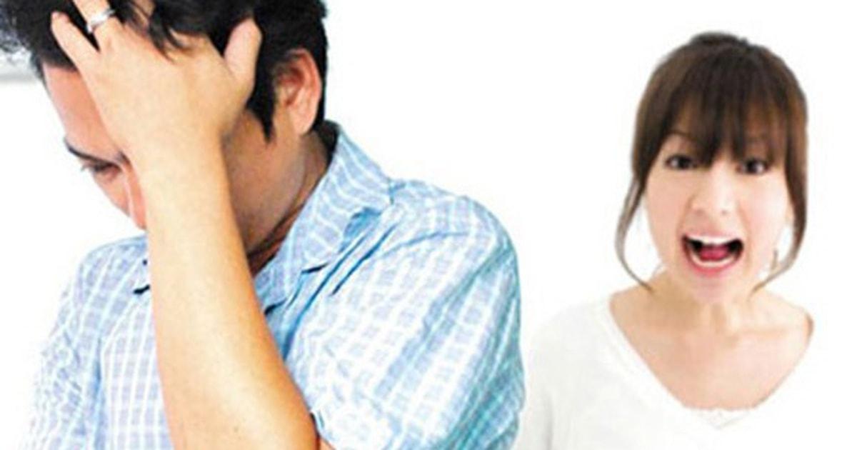 vợ chửi chồng, chửi nhà chồng, cờ bạc, không biết chăm con, muốn ly hôn